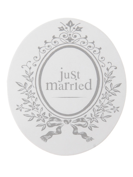 Stickers Just Married Vit