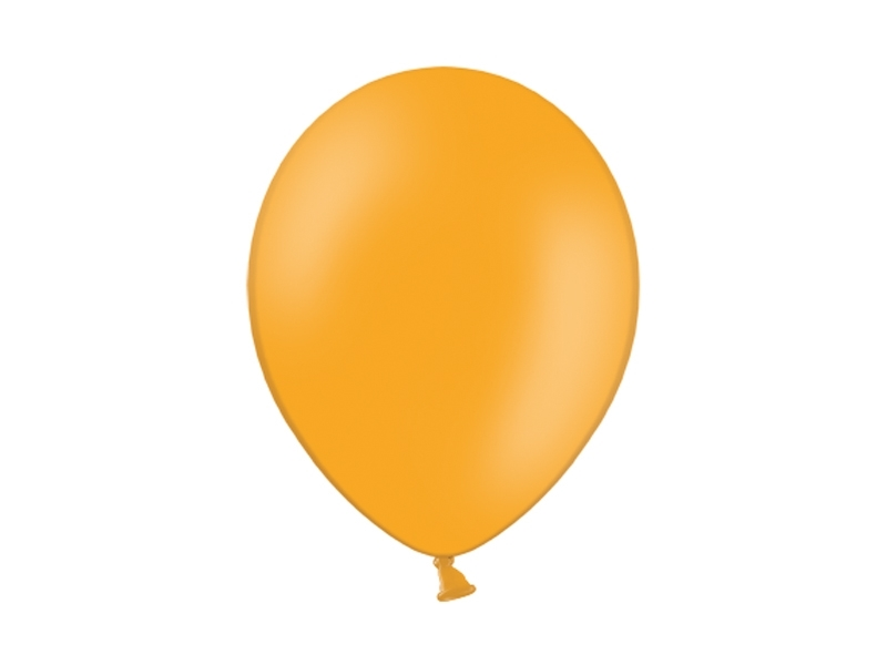 Ballong Matt Orange
