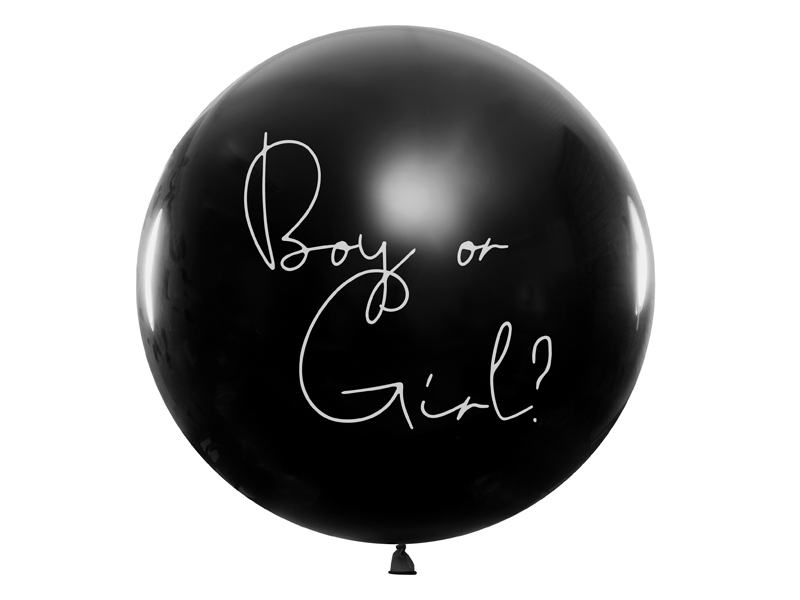 Ballong Girl Or Boy - Girl