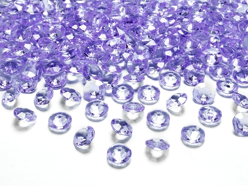 Diamanter 12 mm Lavendel