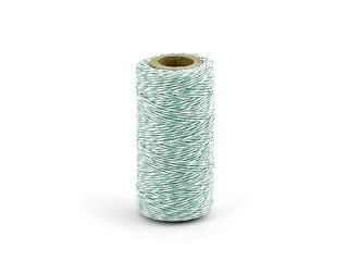 bakers twine snöre mint