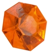 Diamanter Octagon Orange